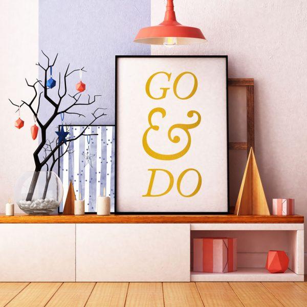 go-do poster